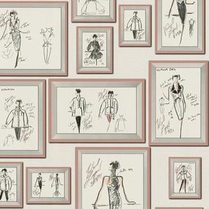 Architects Paper Vliestapete »Sketch«