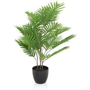 ARECA | Kunstpflanze - Grün