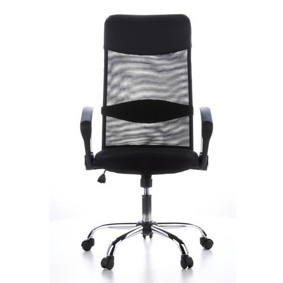 ARIA HIGH - Home Office Chefsessel Schwarz