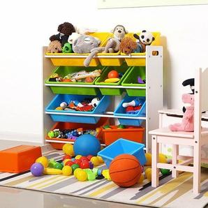 Arleta Spielzeug-Organizer