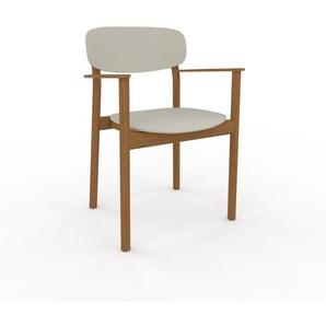 Armlehnstuhl in Nebelgrün 52 x 82 x 58cm einzigartiges Design, konfigurierbar