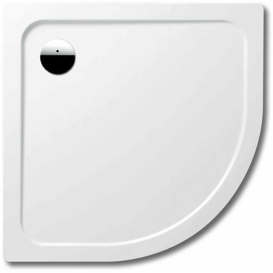 Arrondo 872-2 100x100x2,5cm mit Styroporträger, Farbe: Weiß - 460248040001 - Kaldewei