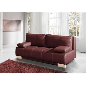 schlafsofas in lila preisvergleich moebel 24. Black Bedroom Furniture Sets. Home Design Ideas