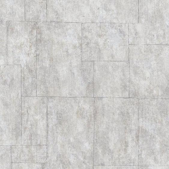 Superfresco Easy Vliestapete »Beton blokken natuurlijk«, geprägt, 1000 cm Länge