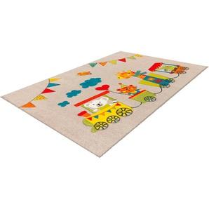 Arte Espina Kinderteppich Move 4481, rechteckig, 13 mm Höhe B/L: 120 cm x 170 cm, 1 St. bunt Kinder Bunte Kinderteppiche Teppiche