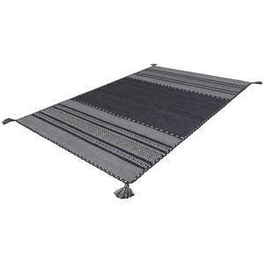 Arte Espina Teppich »Navarro«, 120x170 cm, 8 mm Gesamthöhe, grau