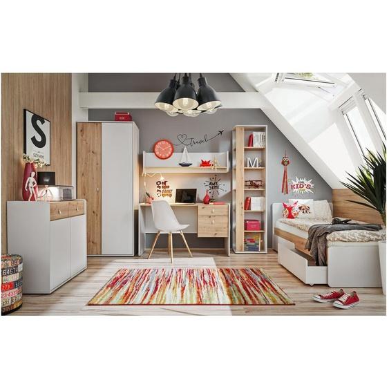Artemisia Kinderzimmer-Set Hellgrau Eiche