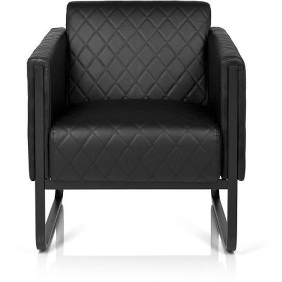 Aruba Black   1-Sitzer - Lounge Sofa