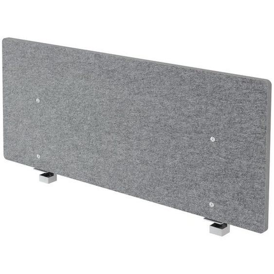 ARW 12 | Akustik-Trennwand - 120 cm Grau meliert