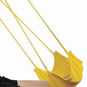AS Fußablage für Hänagesessel in Gelb