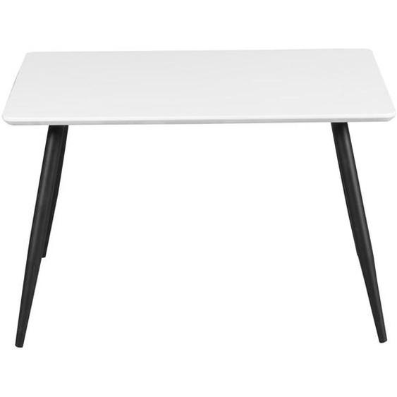 Asger - Kindertisch, weiß 80 cm
