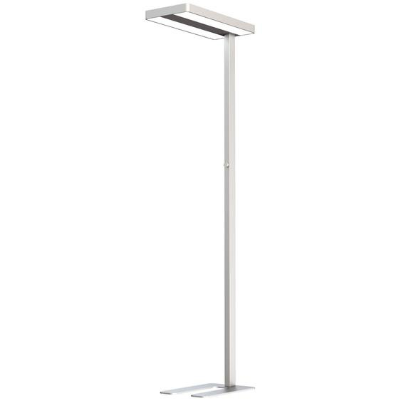 ASSIST | LED Stehleuchte - Lampe Weissaluminium