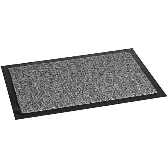 Astra Schmutzfangmatte Granat 40 x 60 cm grau