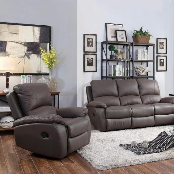 ATLANTIC home collection 2-Sitzer