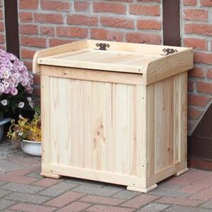 Aufbewahrungbox Silla I aus Holz