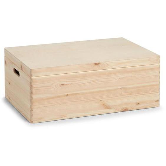 Aufbewahrungsbox aus Massivholz