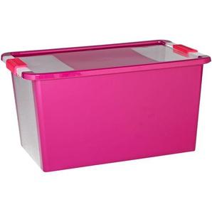Aufbewahrungsbox M flieder 55 x 35 x 19 cm