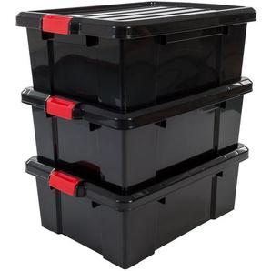 Aufbewahrungsbox Power aus Kunststoff