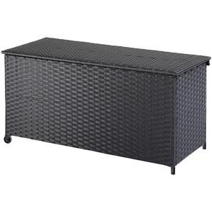 Auflagenbox Houston (63x133, schwarz)