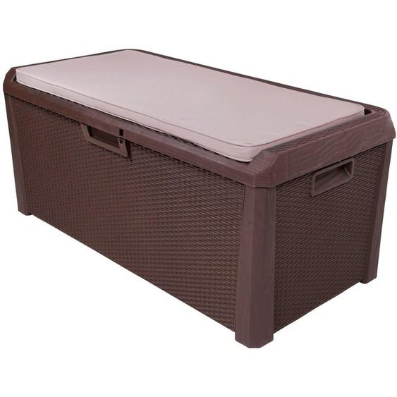 Auflagenbox »Santo Plus«, 550 Liter, Kunststoff