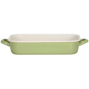 Auflaufform »JUIST«, grün, 42x22,5cm, Krüger