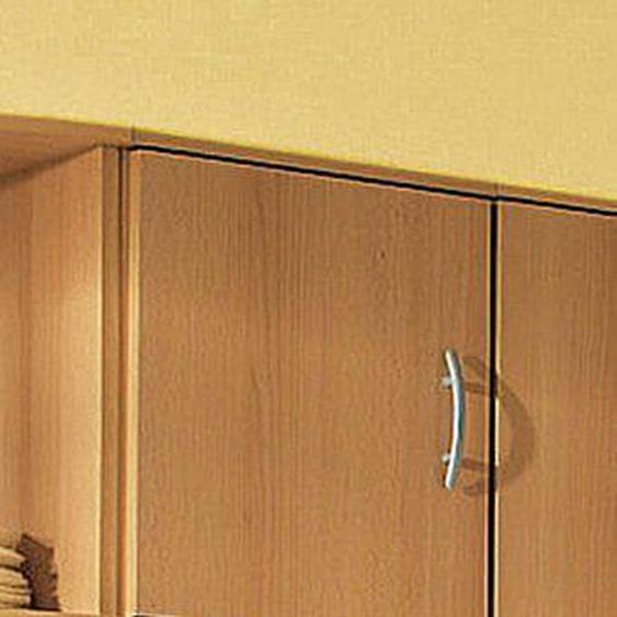 Aufsatzschrank Clara 33 x 41 34 (B H T) cm, 1-türig beige Zubehör für Kleiderschränke Möbel Schränke