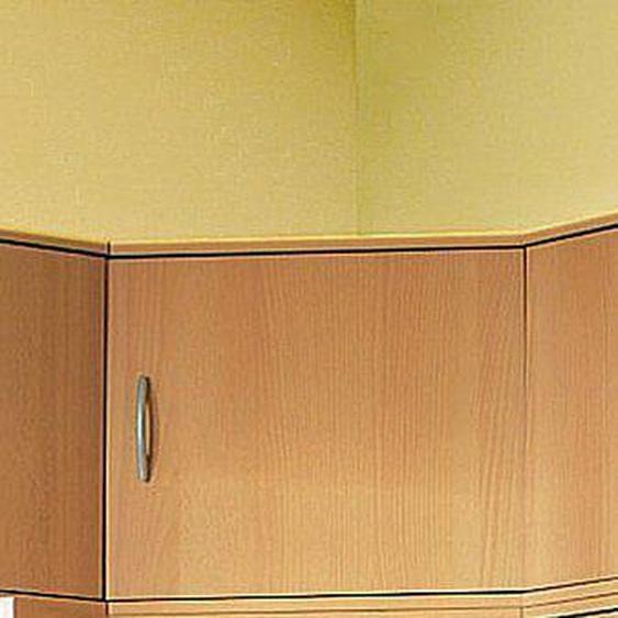 Aufsatzschrank Clara 64 x 41 (B H) cm, 1-türig beige Zubehör für Kleiderschränke Möbel Schränke