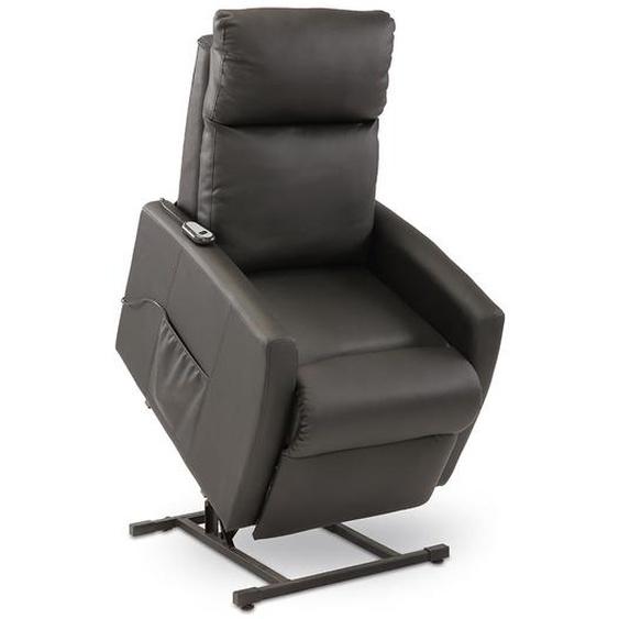 Aufsteh- und Massagesessel »Easy«, schwarz