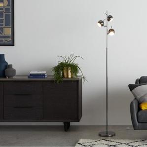 Austin Stehlampe, Nickel in Schwarz