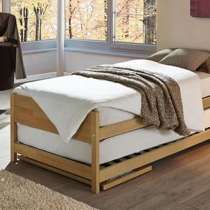 Gästebett 90x200 cm, weiß, weitere Farben & Größen bei BETTEN.de