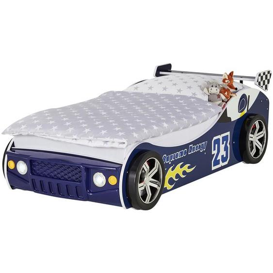Autobett-Gestell  Blue Speed ¦ blau