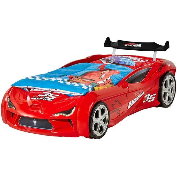 Autobett-Gestell  Red Star ¦ rot