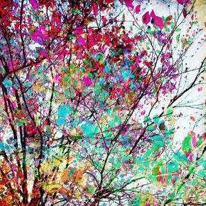Autumn 8 - Acrylglasbild