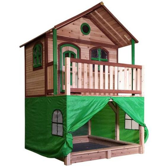 AXI Zeltplane für Spielhaus Grün A030.186.00