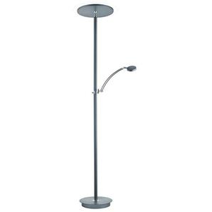 B-LEUCHTEN LED-Stehlampe ,Anthrazit ,Metall