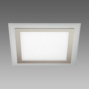 B+M Leuchten Quado 250 LED Wand- / Deckenleuchte, Rückläufer