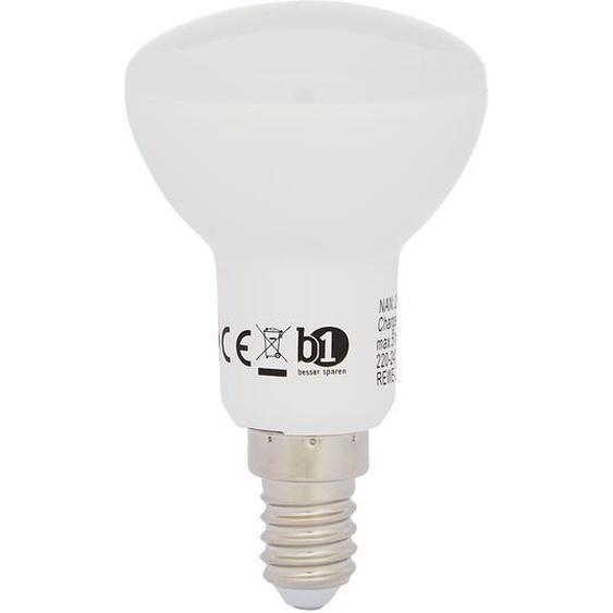 B1 LED-Reflektor E14 450 lm 5,3 Watt warmweiß 2er Pack