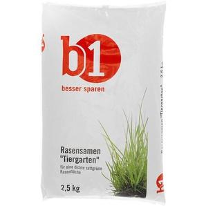 B1 Rasensamen Tiergarten 2,5 kg