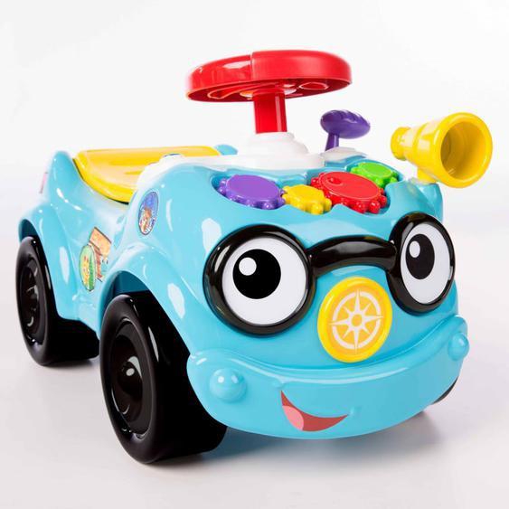 Baby Einstein Roadtripper Lauflernhilfe und Rutschauto