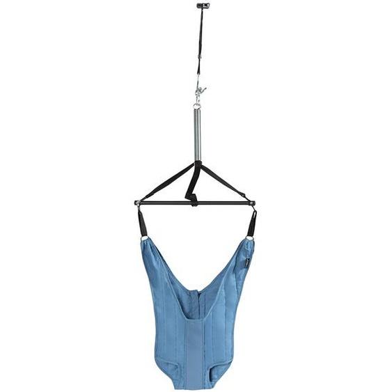 Baby Jumper Türhopser Babyschaukel Verstellbarer Baby-Hängeschaukelsitz Blau
