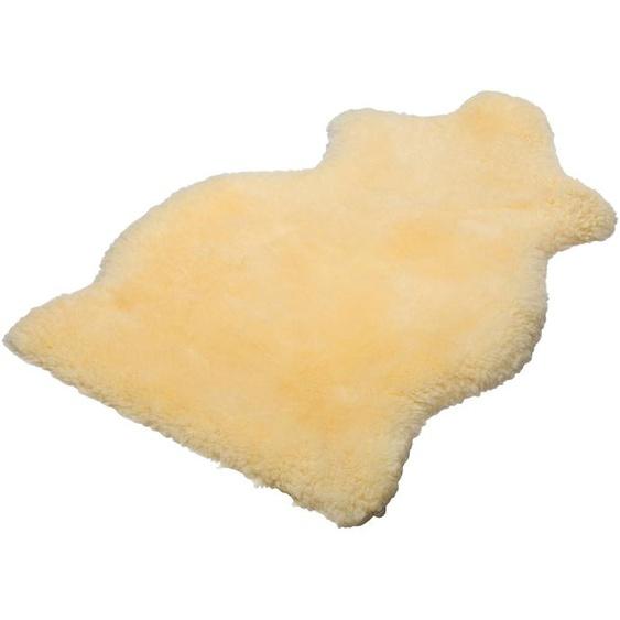 Baby-Lammfell - beige - Lammfell   Möbel Kraft