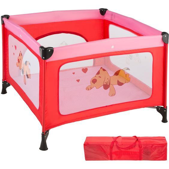 Baby Laufstall Tommy Junior - pink