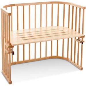 babybay Anstellbett ,Buche ,Holz