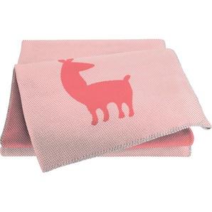 Babydecke »Alpaca«, BIEDERLACK