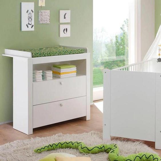 Babymöbel-Set Trend (Spar-Set, 2-tlg) Einheitsgröße weiß Baby Baby-Möbel-Sets Babymöbel Schlafzimmermöbel-Sets