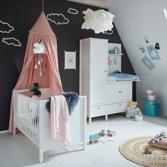 Babymöbel-Set Westerland (Spar-Set, 2-tlg) Einheitsgröße weiß Baby Baby-Möbel-Sets Babymöbel Schlafzimmermöbel-Sets