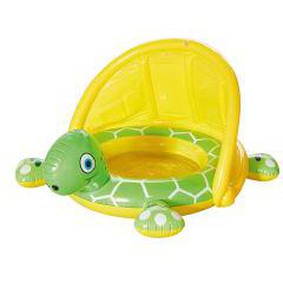 Babypool Schildkröte mit Sonnendach 94x84x58 cm
