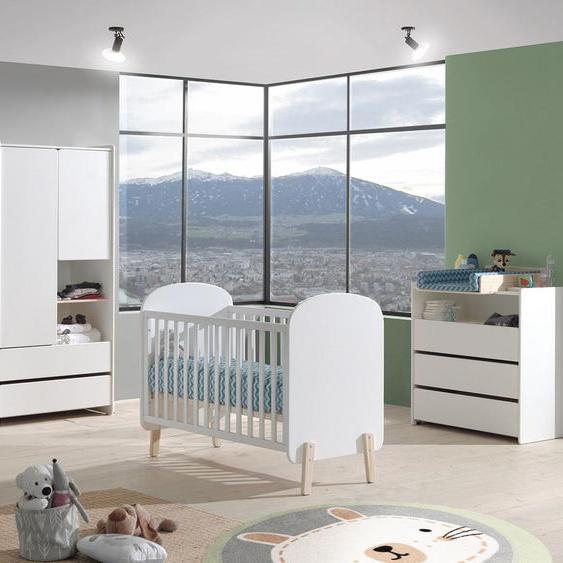 Babyzimmer Maila 3-teilig, weiß