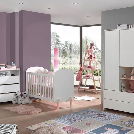 Babyzimmer Maila 4-teilig, weiß