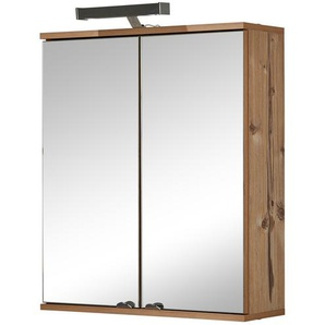 Bad-Spiegelschrank  Ilsesee ¦ Maße (cm): B: 60 H: 70 T: 20 Schränke  Badschränke  Spiegelschränke » Höffner